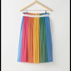 Hanna Andersson Rainbow Super Soft Tulle Skirt